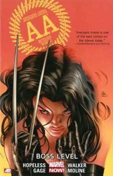 Avengers Arena, Volume 3: Boss Level - Book #3 of the Avengers Arena/Undercover