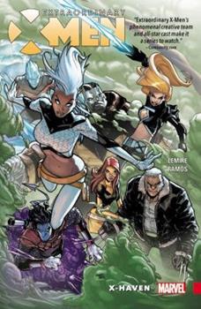 Extraordinary X-Men, Volume 1: X-Haven - Book  of the Extraordinary X-Men Single Issues