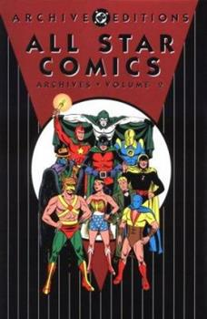 All Star Comics Archives, Vol. 2 - Book  of the DC Archive Editions