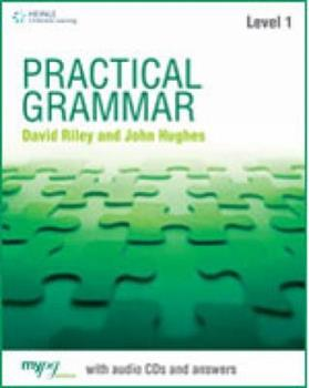 Practical Grammar, Level 1 [With CDROM] 1424016770 Book Cover