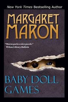 Baby Doll Games (Sigrid Harald Mysteries) 0446404187 Book Cover