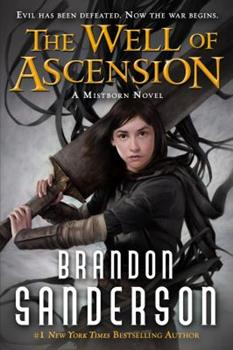 The Well of Ascension - Book  of the Cosmere