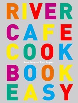 Paperback river-cafe-cookbook-easy Book