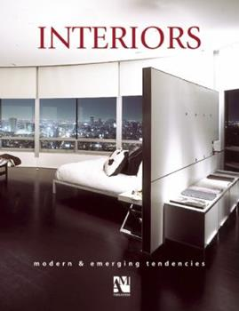 Hardcover Interiors: Modern and Emerging Tendencies (English and Spanish Edition) Book