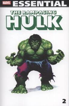 Essential Rampaging Hulk, Vol. 2 - Book  of the Essential Marvel