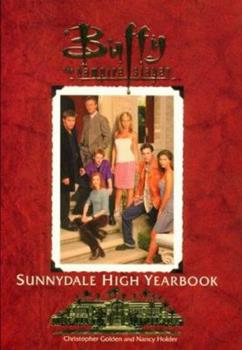 The Sunnydale High Yearbook 067103541X Book Cover