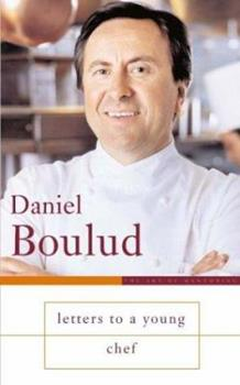 Letters to a Young Chef 046500735X Book Cover