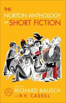 Paperback The Norton Anthology of Short Fiction Book