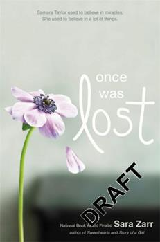 Once Was Lost 0316036048 Book Cover
