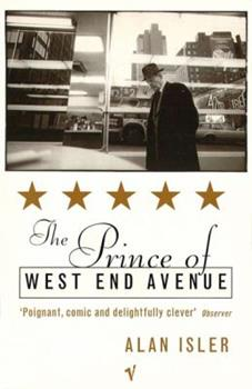 The Prince of West End Avenue 0140245146 Book Cover