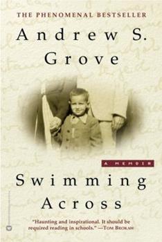 Swimming Across: A Memoir 0446679704 Book Cover