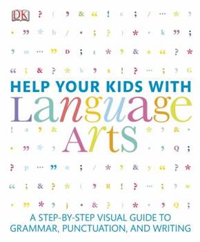 Help Your Kids with Language Arts 1465408495 Book Cover