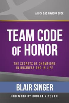 El código de honor de un equipo de negocios exitoso 1937832120 Book Cover