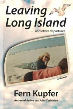 """Leaving Long Island...and other departures"" 1105535878 Book Cover"