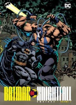 Batman: Knightfall Omnibus Vol. 1 - Book  of the Modern Batman