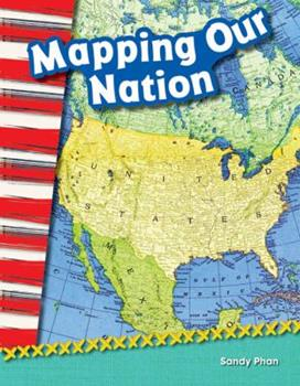 Paperback Mapping Our Nation Book