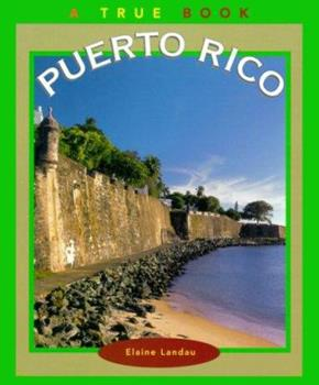 Paperback Puerto Rico (True Books-Geography: Countries) Book