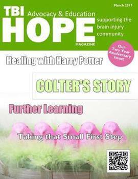 Tbi Hope Magazine - March 2017 154476314X Book Cover