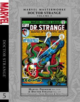 Marvel Masterworks: Doctor Strange, Vol. 5 - Book #157 of the Marvel Masterworks