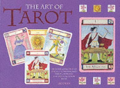 The Art of Tarot (Boxed Set) 1903116406 Book Cover