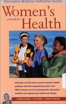 Alternative Medicine Guide to Women's Health 1887299416 Book Cover
