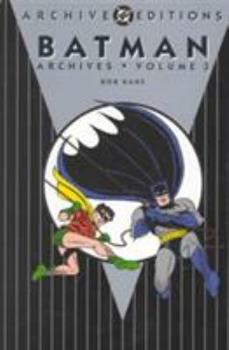 Batman Archives, Vol. 3 - Book  of the DC Archive Editions