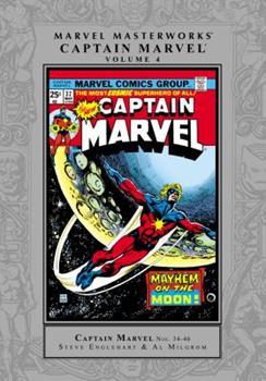 Marvel Masterworks: Captain Marvel, Vol. 4 - Book #173 of the Marvel Masterworks
