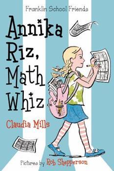 Paperback Annika Riz, Math Whiz Book