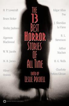 Paperback The 13 Best Horror Stories of All Time Book