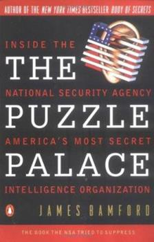 The Puzzle Palace: A Report on NSA, America's Most Secret Agency 0395312868 Book Cover