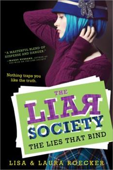 The Lies That Bind 1402270240 Book Cover