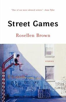 Street Games: Stories 0393322076 Book Cover