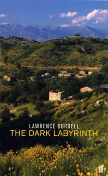 The Dark Labyrinth 0571069134 Book Cover