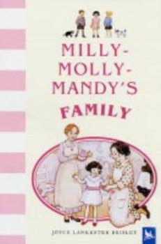 Milly-Molly-Mandy's Family (Milly Molly Mandy) - Book  of the Milly-Molly-Mandy