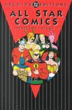 All Star Comics Archives, Vol. 7 - Book  of the DC Archive Editions
