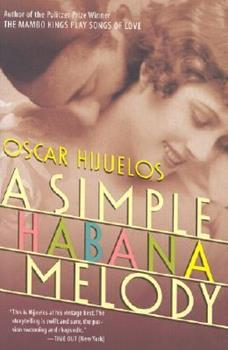 A Simple Habana Melody 0060175699 Book Cover