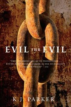 Evil for Evil - Book #2 of the Engineer Trilogy