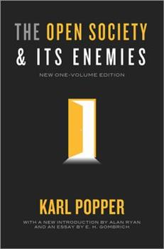 The Open Society and Its Enemies - Book  of the Open Society and its Enemies
