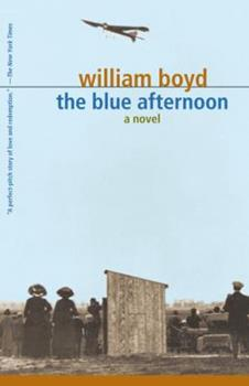 The Blue Afternoon 067977260X Book Cover