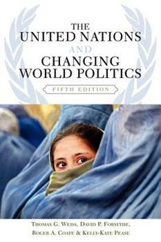 Paperback The United Nations and Changing World Politics Book