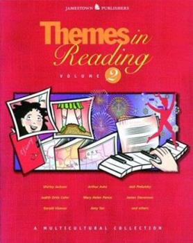 Themes in Reading Volume 2: A Multicultural Collection 0890618127 Book Cover