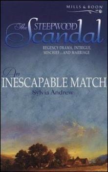 An Inescapable Match - Book #15 of the Steepwood Scandal
