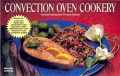 Paperback Convection Oven Cookery Book