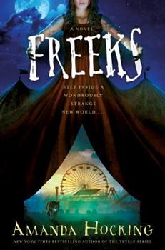 Freeks 1250084776 Book Cover