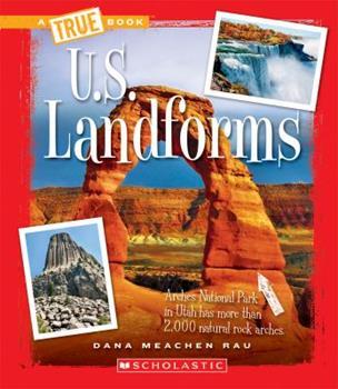 U.S. Landforms - Book  of the A True Book