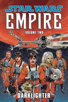 Paperback Darklighter (Star Wars: Empire, Vol. 2) Book