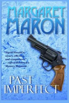 PAST IMPERFECT (Sigrid Harald Mystery) 0553295462 Book Cover
