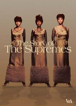 Hardcover The Story of the Supremes Book