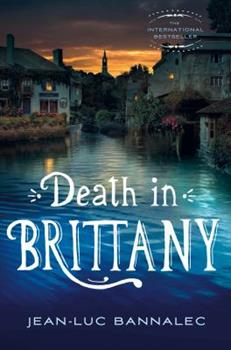 Hardcover Death in Brittany Book