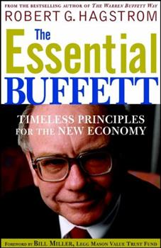 The Essential Buffett: Timeless Principles for the New Economy 047122703X Book Cover